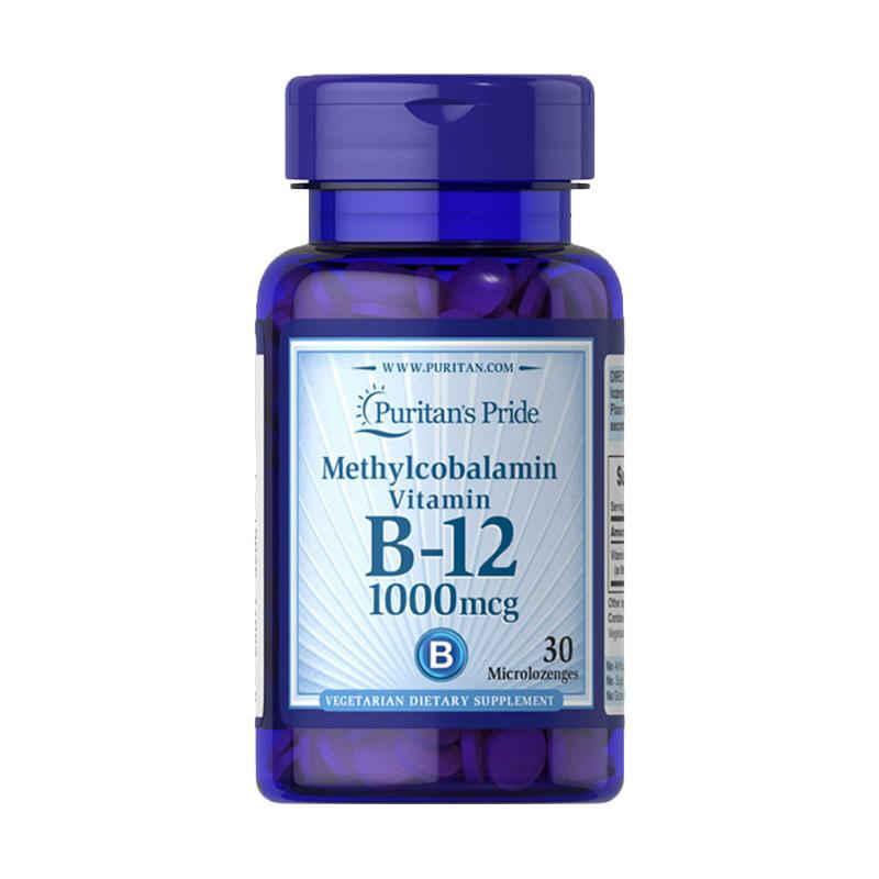 Puritan's Pride   - Methylcobalamin Vitamin B-12 1000 mcg