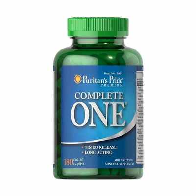 Complete One Multivitamins