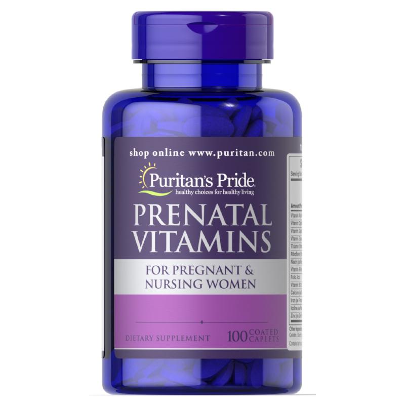 Puritan's Pride   - Prenatal Vitamin