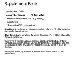 Glucosamine Hydrochloride