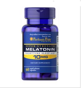 Super Strenght Melatonin 10 mg